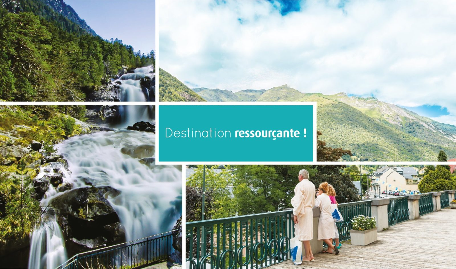 Les thermes de Cauterets : destination ressourçante !