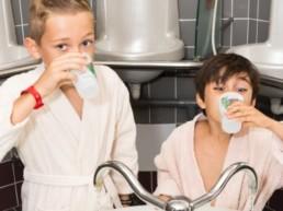 Les cures pour enfants