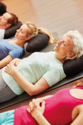 Atelier yoga doux